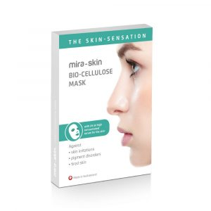 The Mira-Skin Bio-Cellulose Mask 4 Pack